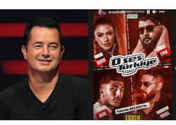 """Acunun yeni layihəsi: """"O Ses Türkiye Rap"""""""