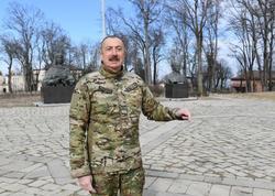 Prezident İlham Əliyev: 1992-ci ilin mayında AXC-Müsavat cütlüyünün xəyanəti nəticəsində Şuşa işğal altına düşdü