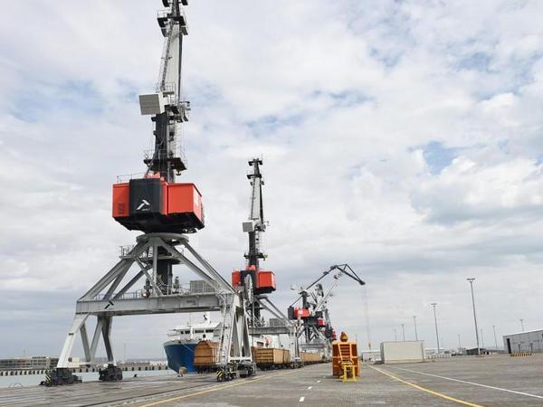 Bakı limanı Avropanın aparıcı limanı ilə əməkdaşlığa başlayıb