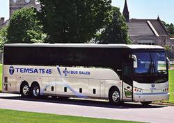 Dünyanın ən böyük texnoloji şirkətləri ABŞ-da Türkiyə istehsalı mikroavtobusdan istifadə edir