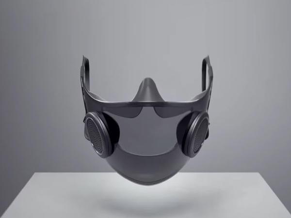 """Dünyanın ən """"ağıllı"""" maskası su keçirməyəcək - VİDEO"""