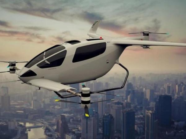 Uçan taksi Y6S Plus təqdim edildi