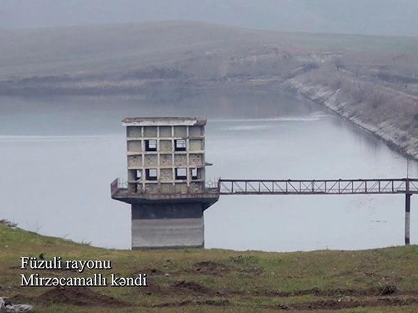 """Füzuli rayonunun Mirzəcamallı kəndi - <span class=""""color_red"""">VİDEO - FOTO</span>"""