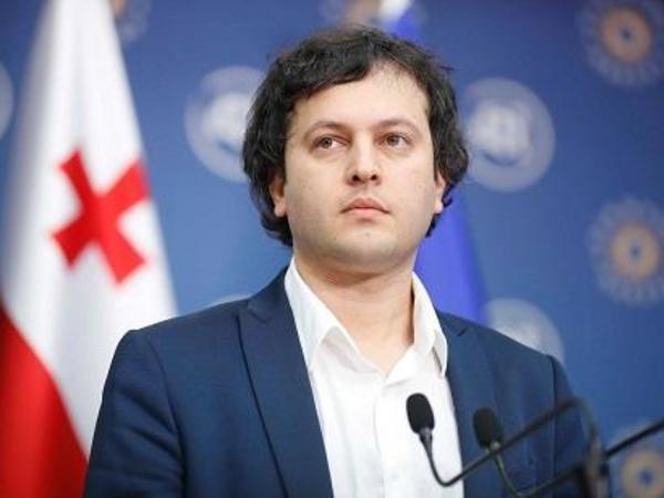 Gürcüstanda hakim partiyanın yeni sədri seçilib