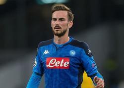 """""""Napoli""""nin daha 1 futbolçusu koronavirusa yoluxdu"""