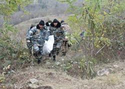Qarabağda daha 3 erməni hərbçisinin cəsədi tapıldı