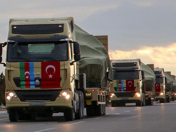 Azərbaycan hərbçiləri Türkiyəyə yollandılar - YENİLƏNİB - VİDEO - FOTO