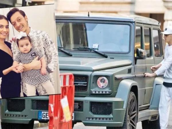 Məşhur cütlüyün zirehli avtomobili də Türkiyəyə gətirildi - FOTO