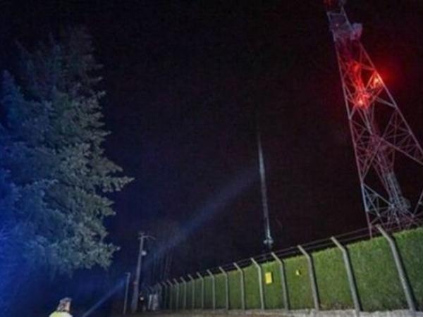 Fransada etirazçılar 5G tezliyinə malik qülləni yandırdılar