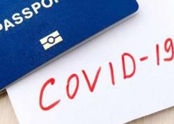 Azərbaycanda COVID-19 əleyhinə vaksin vurulmuş şəxslərə pasport veriləcək