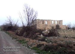 Ağdamın Xıdırlı kəndi - VİDEO - FOTO