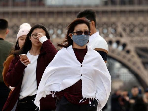 Fransada koronavirusdan ölənlərin sayı 70 min nəfəri ötüb