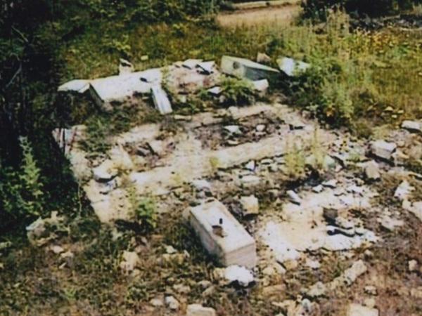 Erməni vandalizmi: Cəbrayıl rayonunun Quycaq kənd qəbiristanlığı dağıdılıb - VİDEO
