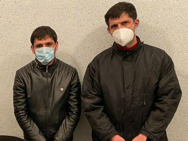 Cəbrayıl polisi narkotacir qardaşları saxladı - FOTO