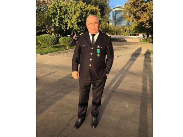Azərbaycanda gəmi kapitanı dünyasını dəyişdi