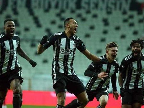 """""""Beşiktaş"""" """"Qalatasaray""""a belə qalib gəldi - VİDEO"""