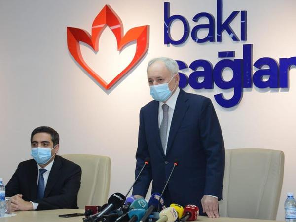 """&quot;Azərbaycan istifadə olunan vaksin ən effektli və təhlükəsizdir&quot; - <span class=""""color_red"""">Peyvənd olunan Oqtay Şirəliyev - FOTO</span>"""
