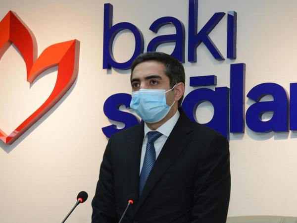 """&quot;Azərbaycan pandemiyaya son qoyan ilk ölkələrdən olacaq&quot; - <span class=""""color_red"""">Agentlik sədri - FOTO</span>"""