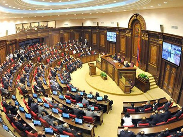 Ermənistan parlamenti Qarabağa bəyanatını gündəliyə salmayıb