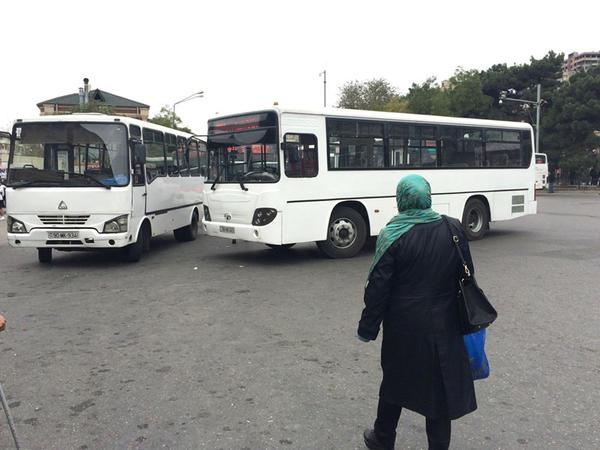 Ötən il Bakı-Sumqayıt-Abşeron istiqamətində 8 milyondan artıq sərnişin daşınıb
