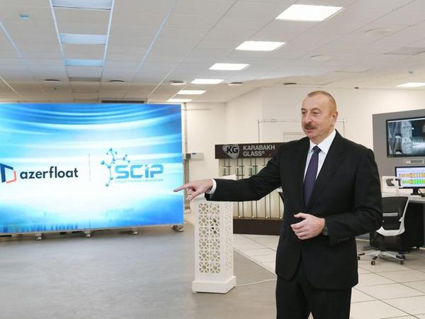 Azərbaycan Prezidenti: Sənaye, kənd təsərrüfatı, qeyri-neft sektoru, ixrac imkanları, idxaldan asılılığın azaldılması yeni reallıq yaradıb
