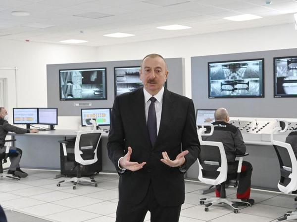 Prezident İlham Əliyev: Azad edilmiş torpaqlarda hər şey planlı şəkildə, düzgün aparılmalıdır