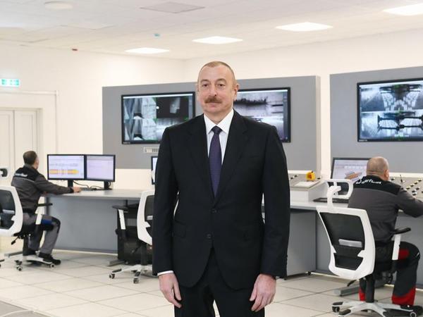 Prezident İlham Əliyev: Kimsə özünü toxunulmaz hesab etməsin