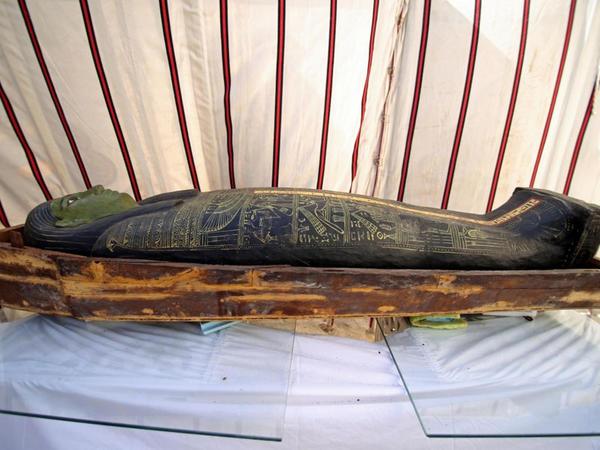 Misirdə 3 min il tarixi olan mumiyalar tapılıb
