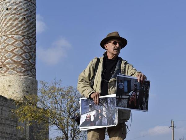 """Fransa mediası Qarabağ müharibəsini yalnız Ermənistan tərəfindən işıqlandırıb - <span class=""""color_red"""">Reza Deqati - FOTO</span>"""