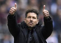 """""""Atletiko"""" Simeone ilə müqaviləni 2024-cü ilədək uzatmaq istəyir"""
