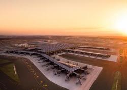 Ötən ilin ən çox istifadə olunan hava limanı məlum oldu