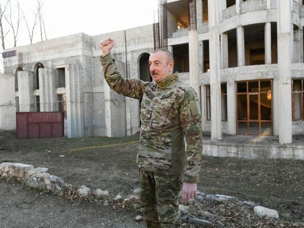 Qarabağı Prezident İlham Əliyevin yetişdiriyi gənclər azad etdi - 17 ilin nəticəsi