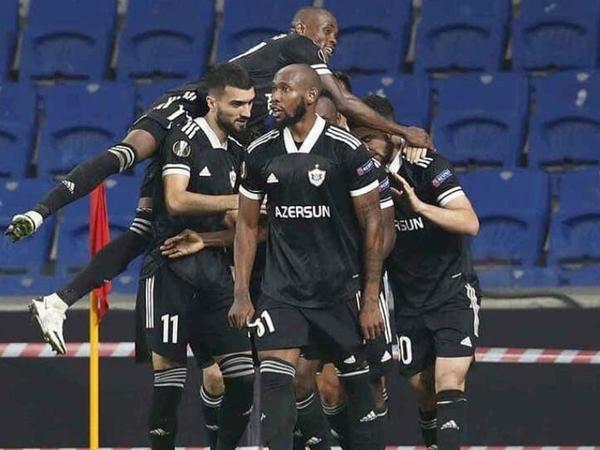 """UEFA-dan """"Qarabağ""""a 190 min avro verildi"""