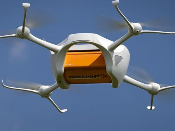 Döyüş meydanında orduya hərbi sursatı dronlar daşıyacaq