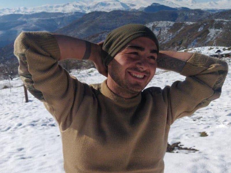 İki gün öncə tərxis olunan əsgər faciəvi şəkildə öldü - FOTO
