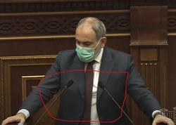 Paşinyan parlamentə güllə keçirməyən jiletdə gəldi