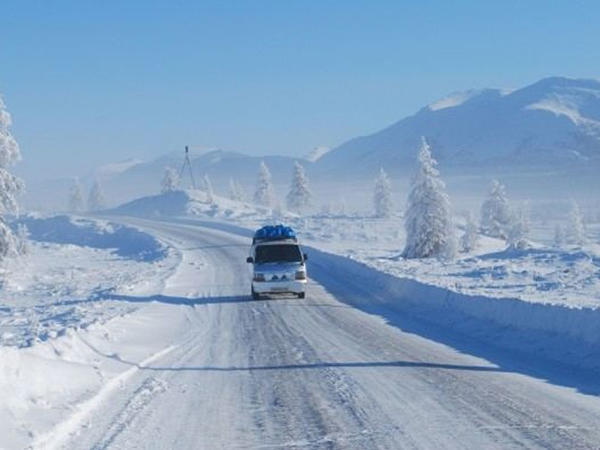 Yakutiyada 50 dərəcə şaxta qeydə alınıb