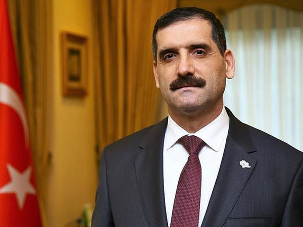 """Səfir Erkan Özoral: """"Təyinat rəsmən təsdiq olunana qədər..."""""""