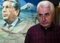 """Arutyunyan Köçəryanın oğluna: """"Atan niyə aslan ovlamaq əvəzinə orduya PUA almadı?"""""""