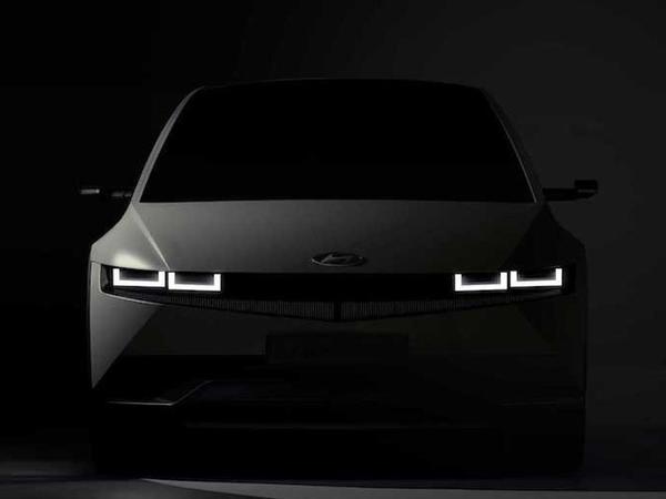 Hyundai Ioniq 5 modelinin ilk tizerlərini dərc edib - FOTO