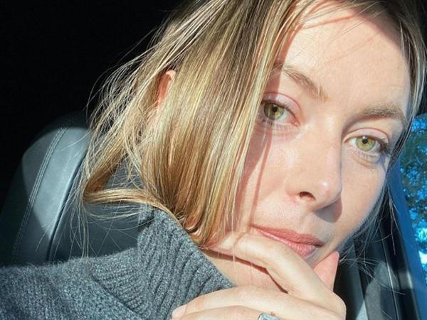 "Mariya Şarapovanın 683 minlik nişan üzüyü - <span class=""color_red"">FOTO</span>"