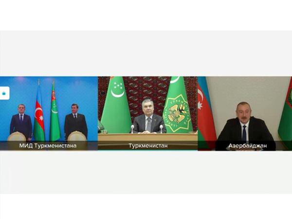 """&quot;Dostluq&quot; yatağı Azərbaycanla birgə iş üçün yeni imkanlar açır - <span class=""""color_red"""">Qurbanqulu Berdiməhəmmədov</span>"""