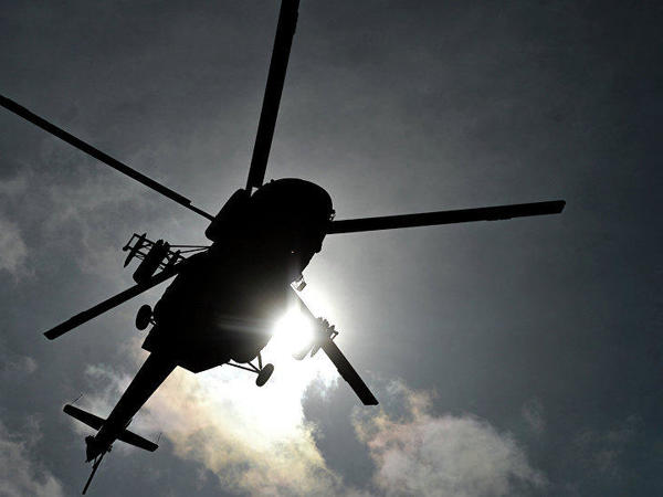 Nyu-Yorkda hərbi helikopter qəzaya uğrayıb