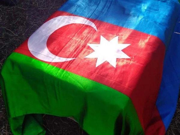 Azərbaycan Ordusunun əsgəri minaya düşdü