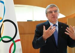 Tomas Bax Tokio Olimpiadasının bu yay keçiriləcəyinə əmin olduğunu bildirib