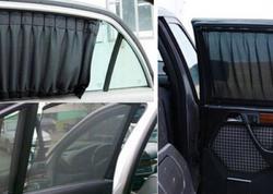Avtomobillərə pərdə, jalüz və plyonka çəkilməsi ilə bağlı yenilik