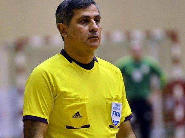 Azərbaycanlı hakim-inspektor Ermənistan millisinin oyununa təyinat aldı