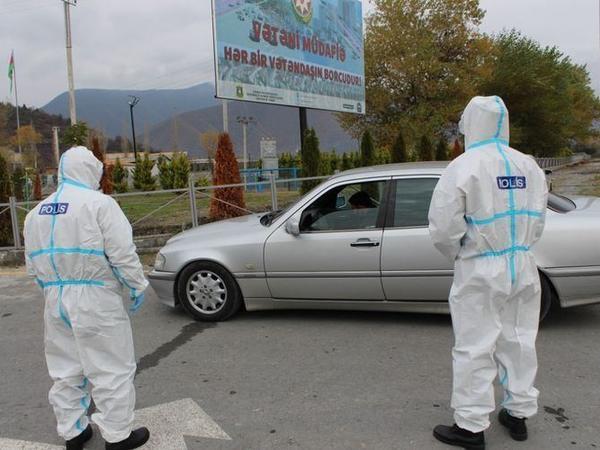 Evini tərk edən daha 4 koronavirus xəstəsinə cinayət işi başlandı