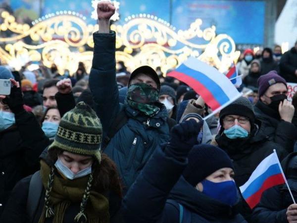Navalnının azad olunması tələbi ilə Rusiyanın müxtəlif şəhərlərində aksiyalar keçirilib