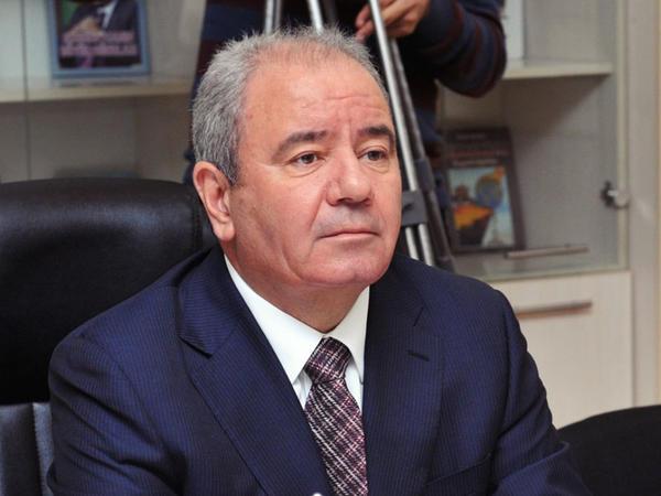 Əli Abbasova AMEA-da yeni vəzifə verildi